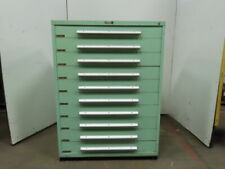 Industrial 10 Drawer Small Parts Tooling Storage Cabinet 45