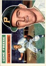 1956 Topps 46A Gene Freese Gray Back EX #D366512