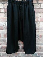 Yohji Yamamoto avant garde low crotch trousers Mens size 2 AW16