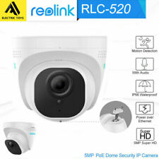 Reolink 5MP PoE IP Security Camera Outdoor Night Visio Home Surveillance RLC-520