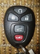 Original GM SUV CHEVROLET GMC 2009 ENCLAVE keyless entry remote fob OEM 5 button