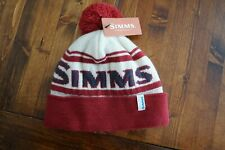 NWT Simms Fishing Wildcard Knit Hat, Cobalt Color, OSFA Warm Winter Fishing Hat