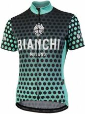 New Bianchi Milano Gravina Cycling Jersey Women's Small (made in Italy)
