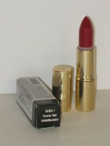 ORIFLAME SWEDEN GIORDANI GOLD ICONIC MATTE LIPSTICK SPF 12 # FOREVER RED 4 g NEW