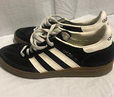 ADIDAS SPEZIAL: Rare Vintage 96 Black/White  Sneakers Shoes (US Men's Sz 8)