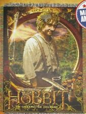 New Bilbo Baggins The Hobbit Tapestry Throw Blanket Movie An Unexpected Journey