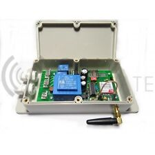 GSM SWITCH 12V - UK MANUFACTURED BY GSM ACTIVATE