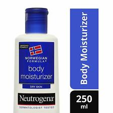 Neutrogena Norwegian Formula Body Moisturizer for Dry Skin 250 ml Skin Care