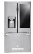 LG 28 cu. ft. Wi-Fi Enabled InstaView Refrigerator with Door-In-Door
