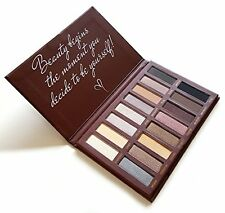 Best Eyeshadow Pro Eyeshadow Palette Makeup - Matte Shimmer 16 Colors - Highly -