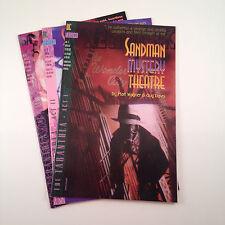 Sandman Mystery Theatre Set of 3 (#1-3) NM-/NM+ Davis