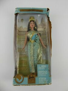 PRINCESS OF CAMBODIA BARBIE COLLECTOR EDITION DOLLS OF THE WORLD