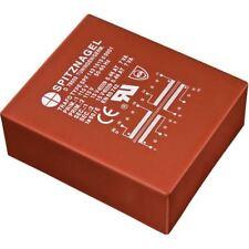 Spitznagel SPF 0641515 basso profilo PCB TRASFORMATORE 2 x 115V to 2 x 15 V 6VA