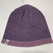 60dcdc517bd Burton Womens Snowboarding Winter Hat One Size Purple Knit BNWOT