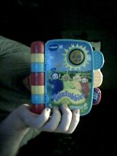 VTECH TELETUBBIES TIME TO RYHME HAND HELD MACHINE BABY LEARN AMUSE PLAY