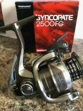 Shimano Syncopate SC-2500FG Spinning Quick Fire Fishing Reel -Front Drag Control