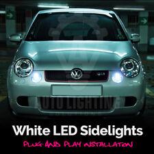 VW LUPO 1998-2005 Xenon Luci di posizione a LED Bianco Lampadine Laterali Canbus Senza Errori
