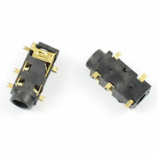 1000Pcs 3.5mm 1/8 Female Audio Connector 5 Pin SMT Stereo Headphone PJ327A