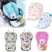 Baby Stroller Seat Cushion Liner Mat Cart Mattress Mat Feeding Chair Pad Cover