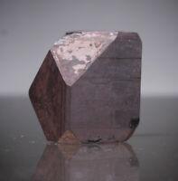 Goethite pseudomorph after pyrite - Jebel Maesker Tounfit Khenifra Morocco