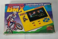 ★ GRANDSTAND TOMY BMX FLYER - Electronic Game LSI / Tabletop 1983 ★