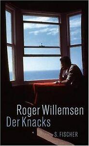 Der Knacks von Willemsen, Roger | Buch | Zustand gut