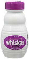 Whiskas Cat Kitten Food Milk (5 Packs of 3 x 200ml)