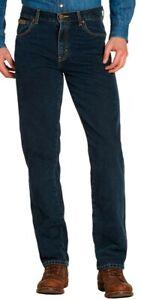 Wrangler Texas 100 % Baumwolle Blue Black Herren Jeans Hose auch in Übergröße