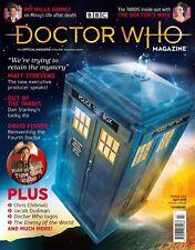 Doctor Who Magazine 523 Matt Stevens New Producer - US SELLER - New Unread