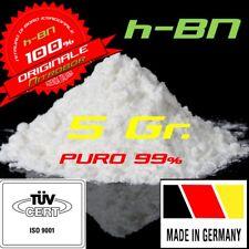 Nitruro di Boro Esagonale hBN 5gr antiattrito NO ceratec NO metabond HEX BORON