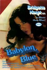 BABYLON BLUE Movie POSTER 27x40 Joanna Storm Tish Ambrose Sharon Kane Jacqueline