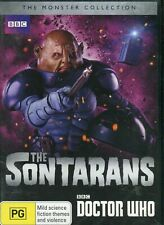 Doctor Who - The Sontarans (1 DVD) - Region 4 - Brand New - Free Postage