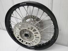 2008 Honda CRF450R Black Rear Wheel 2.15 x 18 CRF450 CRF 250 450 CR 00 - 12