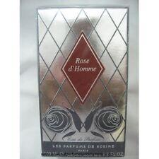 Les Parfums De Rosine Rose d`Homme Eau De Parfum Spray 3.3Oz/100ml Sealed in Box