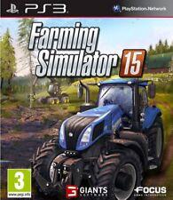FARMING SIMULATOR 15, PS3 (PLAYSTATION 3) STORE ESPAÑA (NO DISCO) DIGITAL