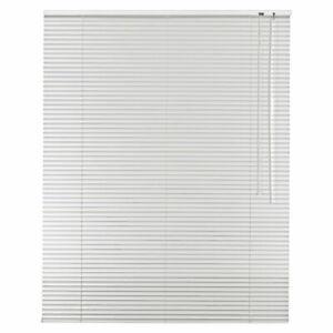 Alu Jalousie Aluminium Jalousette Fenster Jalusie Schalusie - Höhe 180 cm weiß