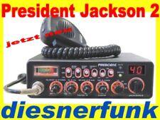 CB FUNK President Jackson 2 II ASC AM FM SSB USB LSB 11M Murata Postalisch 12W