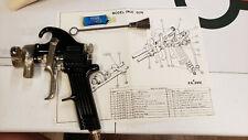 Binks Model 18 Ce Paint Spray Gun Less Kit