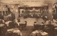 Brooklyn NY Hotel St. George Stardust Room Old Postcard