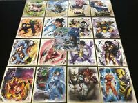 BANDAI Dragon Ball Shikishi 9 ART9 17 Sets Full Complete Dragonball ART 9 JAPAN