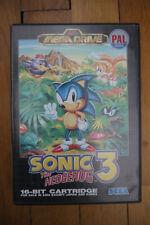Sonic 3 Asian Version Sega Megadrive