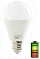 Luceco ~ E27 Power Lite 2HR Battery Back-Up LED Light Bulb 8W 750LM Warm White