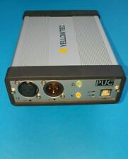Yellowtec PUC2  USB Soundcard  AES/EBU + SUBD 25p Line IN/OUT  