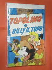 ALBO D'ORO TOPOLINO n°80 -B-DEL 1953-LIRE 50-BILLY IL TOPO-mondadori- disney