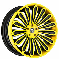 "(4) 22"" Staggered Lexani Forged Wheels LF-Luxury LZ-757 Crypto Custom Paint(B30)(Fits: LaCrosse)"