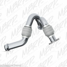 2003-2007 Ford Powerstroke 6.0L MBRP Turbo Dual Up-Pipe Aluminized FAL2313