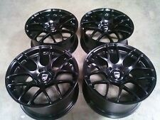 "Avant Garde Black 19"" wheels rims for Porsche 911/987/996/997 Turbo Boxster"