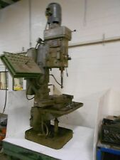 Webo Drill Press Series 978 W/ Vise W/ Elektromotornwerke 60Hz 220v 17982LR