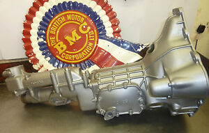 MORRIS MINOR 1098 FULLY RECONDITIONED GEARBOX.(ON EXCHANGE BASIS WITH A DEPOSIT)