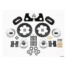 Wilwood Cutlass S10 S15 Regal Dynalite Drag Race Front Disc Brake Kits